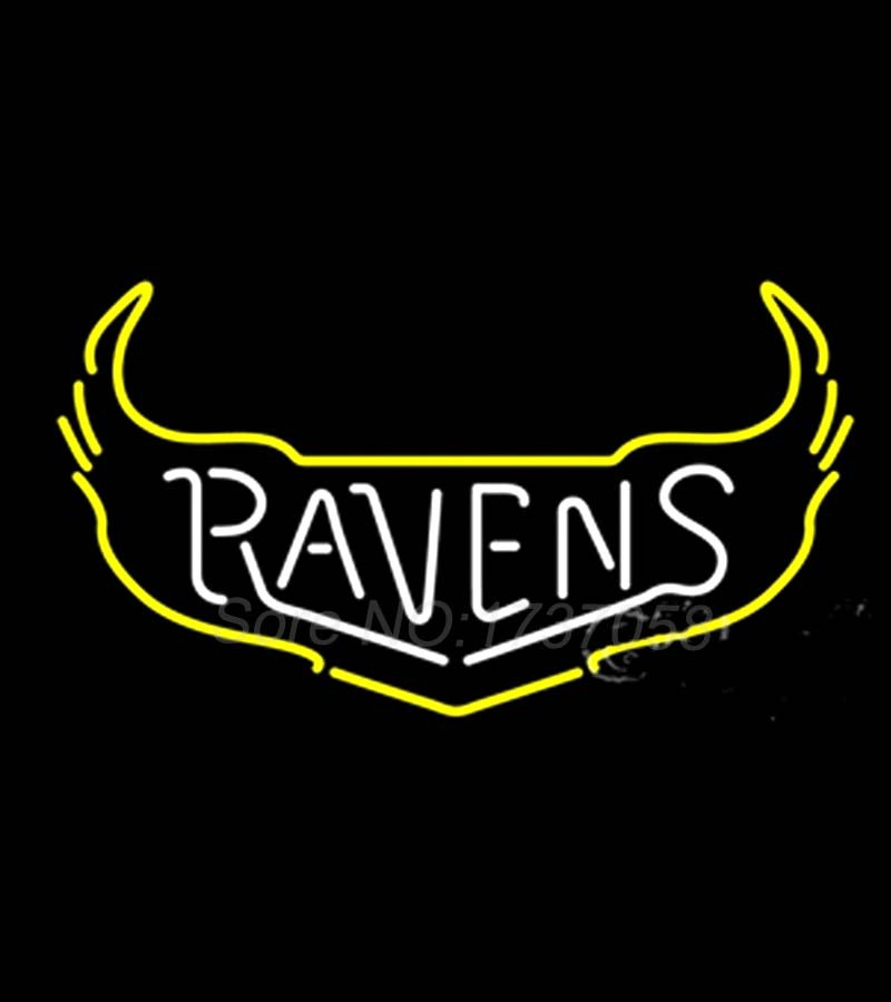 Custom Baltimore Ravens Neon Sign Dallas Cowboys Neon Sign