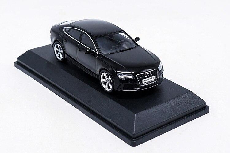 Audi A4 1//32 Die Cast Modellauto Spielzeug Kinder Sammlung Geschenk Schwarz