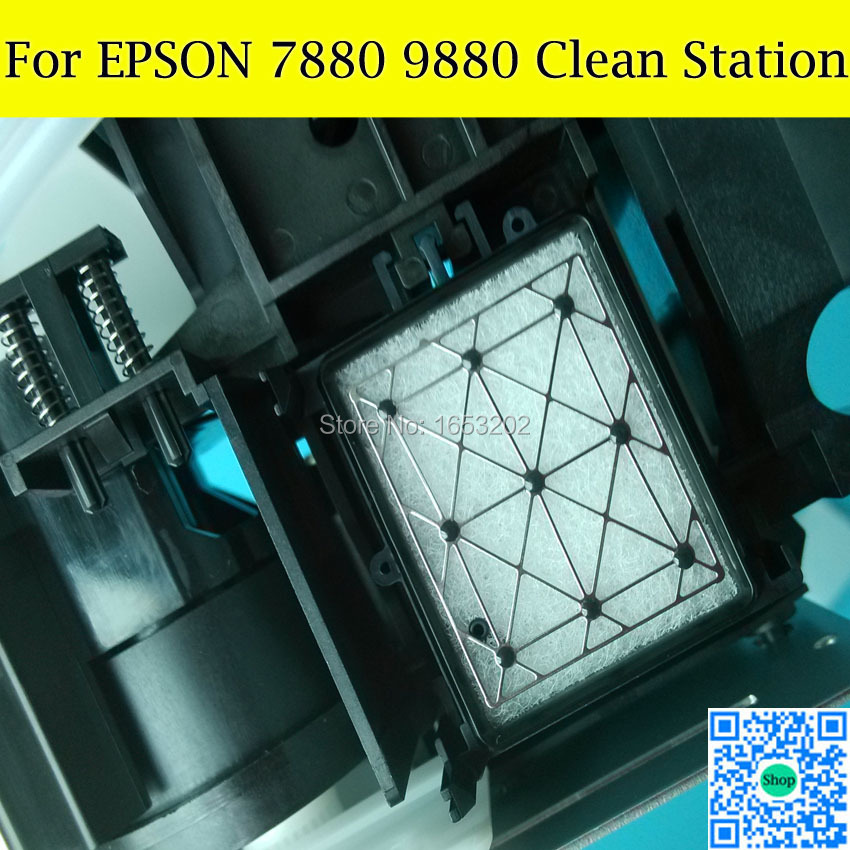EPSON 7800 9800 Clean station 1