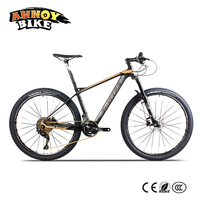 High Configuration 27 5 Inch Twitter Carbon Fiber Mountain Bike With Aluminum Alloy Frame Air Folk