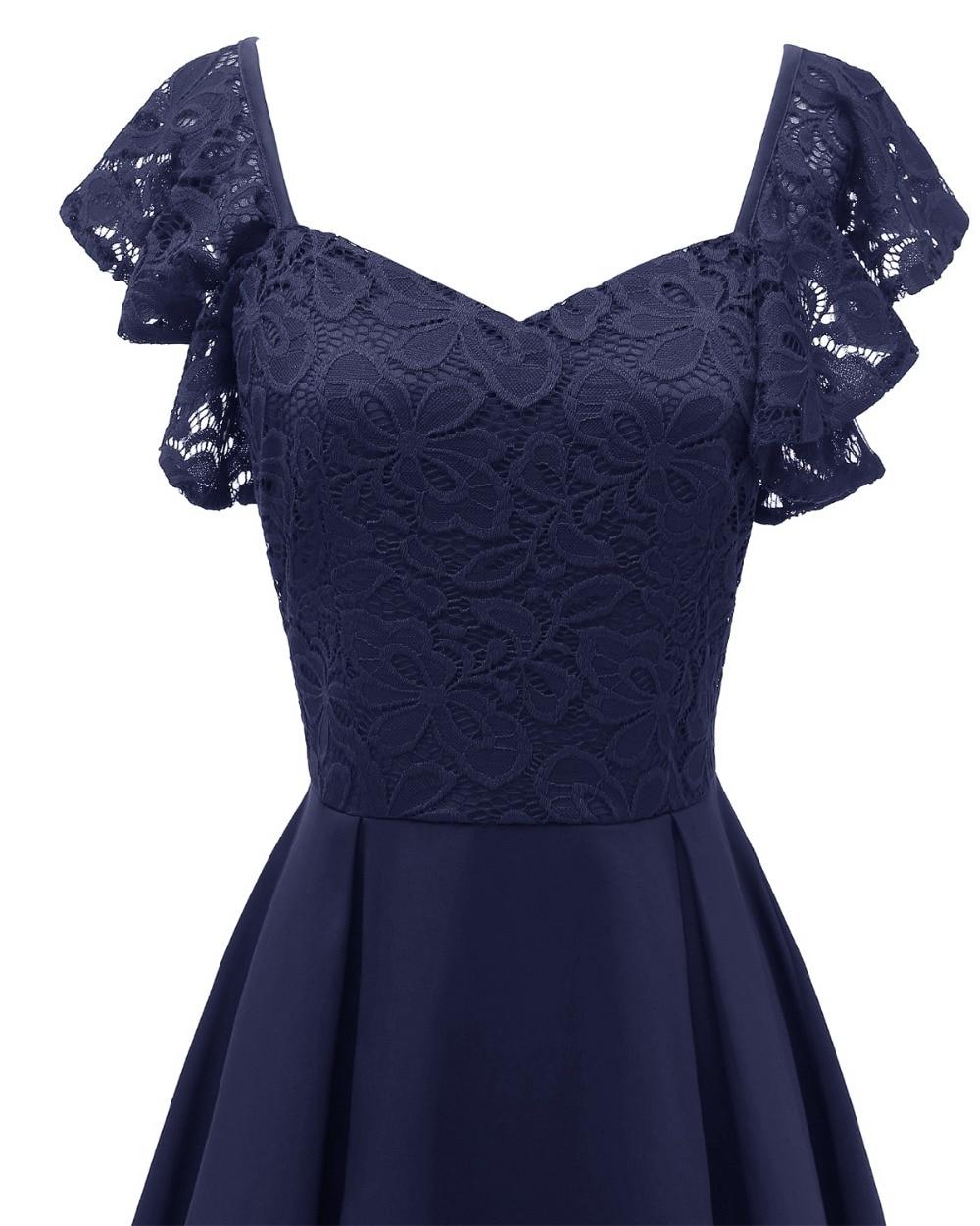 Floral Lace Dress 10