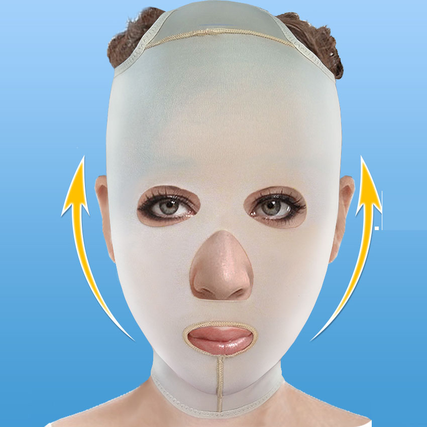 Face lift Face Mask V Face Bandage Line Engraving Enhances Nasolabial Folds Double Chin Mask