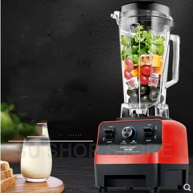 2L Heavy Duty Commercial Blender Professional Power Blender Mixer Juicer Food Processor Japan Blade double commercial milk shake blender professional power blender mixer juicer food processor