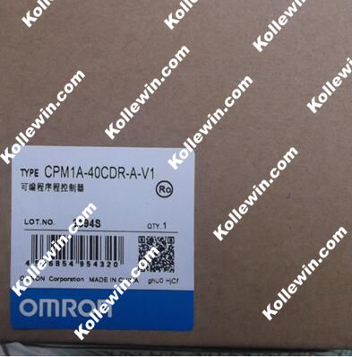 CPM1A-40CDR-A-V1 FOR Sysmac PLC, 24 input/16 relay output CPM1A40CDRAV1, Programmable Logic Controller CPM1A40CDRAV1, [zob] new original omron omron programmable logic controller cpm1a 40cdr a v1