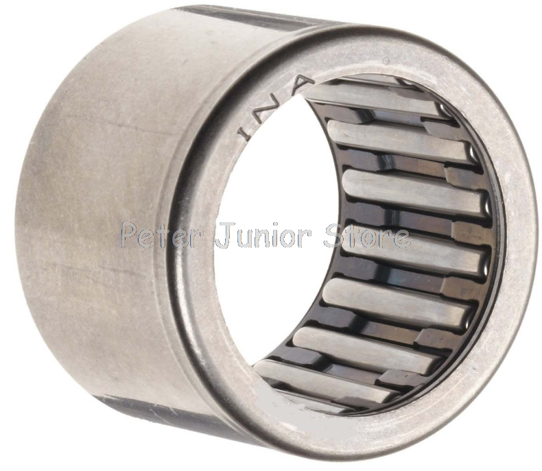 HF0306 HF0406 <font><b>HF0812</b></font> HF1012 One Way Clutch Miniature Needle Roller Bearing 3x6.5x6 4x8x6 8x12x12 10x14x12 mm image