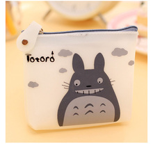 Cute Cartoon My Neighbor Totoro Coin Purse Wallet