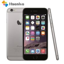 Открыл Apple iPhone 6 Dual Core 4.7 дюйма 1.4 ГГц 8.0MP Камера 3 г WCDMA 4 г LTE использовать телефон бесплатная доставка