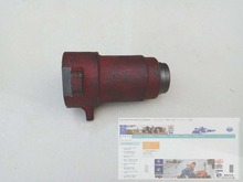 Jinma JM254-284 tractor parts, release bearing seat , part name: 254.21S.107 please check the shape when make the order