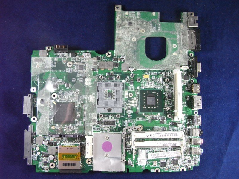 MBASR06002 Motherboard for Acer aspire 6930 6930Z 6930G 6930ZG MB.ASR06.002 ZK2 DA0ZK2MB6F1 cotton bull and letters print round neck short sleeve t shirt