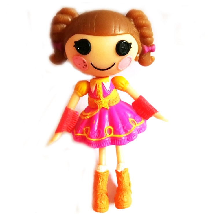 Image 5 - New Lalaloopsy Mini Lala Princess Doll Action Figure Dolls For Girls Kids Toys Decoration Children Gifts Brinquedos S4131-in Action & Toy Figures from Toys & Hobbies