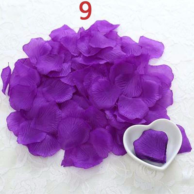 1000pc Artificial Flower Pedals 18