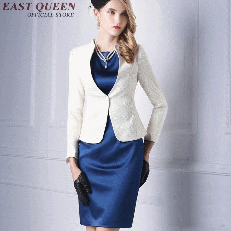 Interview Suits Luxury Female Noble Ladies Business Office Uniform
