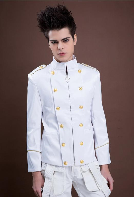 Popular Men White Blazer-Buy Cheap Men White Blazer lots from