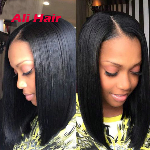 Short Straight Bob Weave Hair Color Ideas And Styles For 2018