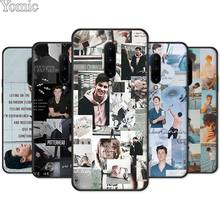 Silicone Phone Case for Oneplus 7 7 Pro 6 6T 5T Soft Cover Shell for Oneplus 7 7Pro Singer Shawn Mendes Black Case