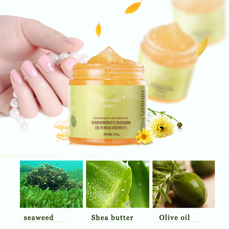 Brand DARALIS Shea Butter Wax Paraffin Bath Mask Whitening Exfoliating Moisturizing Anti Wrinkles Hand Care Cream Beauty Makeup