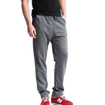 Uwback 2018 Summer Men Sweatpants Elastic Waist Plus Size 4XL Casual Pants Man Loose Soft Trousers Autumn Jagger Pants CAA329 2