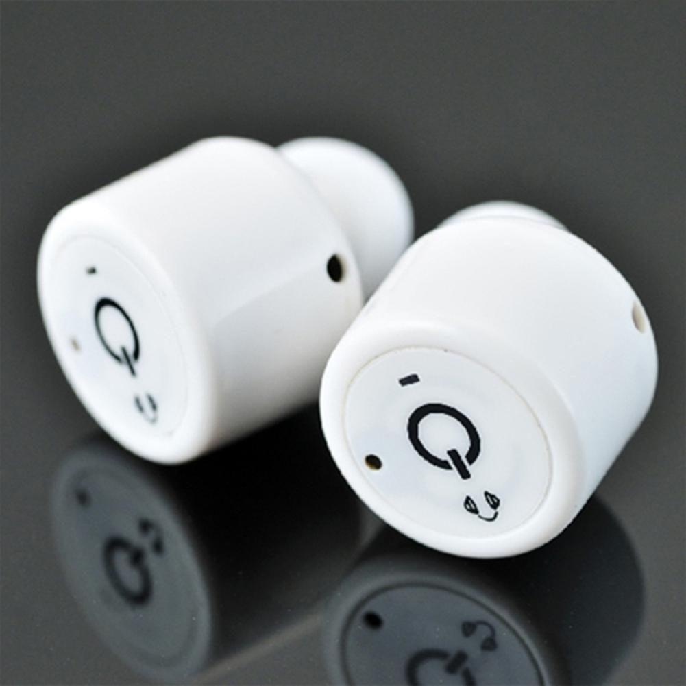 <font><b>TWS</b></font> Wireless <font><b>Bluetooth</b></font> Earphone 20H Play Time Wireless <font><b>Headphone</b></font> CVC8.0 Noise Cancelling Sport Earbuds With Mic image