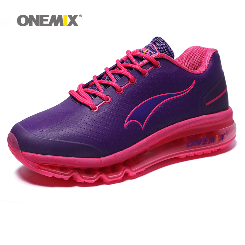 Onemix Men Running Shoes for Women Sneakers Blue Air Trail Fitness Gym Ladies Jogging Trainers Outdoor Sport Walking Shoes onemix brand outdoor running shoes men s sneakers elastic women jogging shoes black trainers sport air shoes breathable mesh