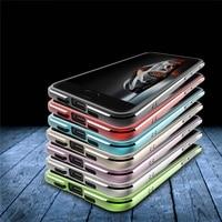 For Xiaomi Mi6 Xiaomi Mi 6 Luxury Ultra Thin Aluminum Metal Bumper Case Frame Cover