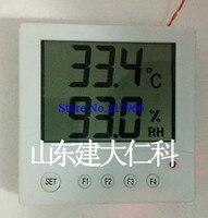 1PCS X ,Temperature and humidity sensor logger temperature and humidity transmitter display wall 485 MODBUS protocol, Free Shipp