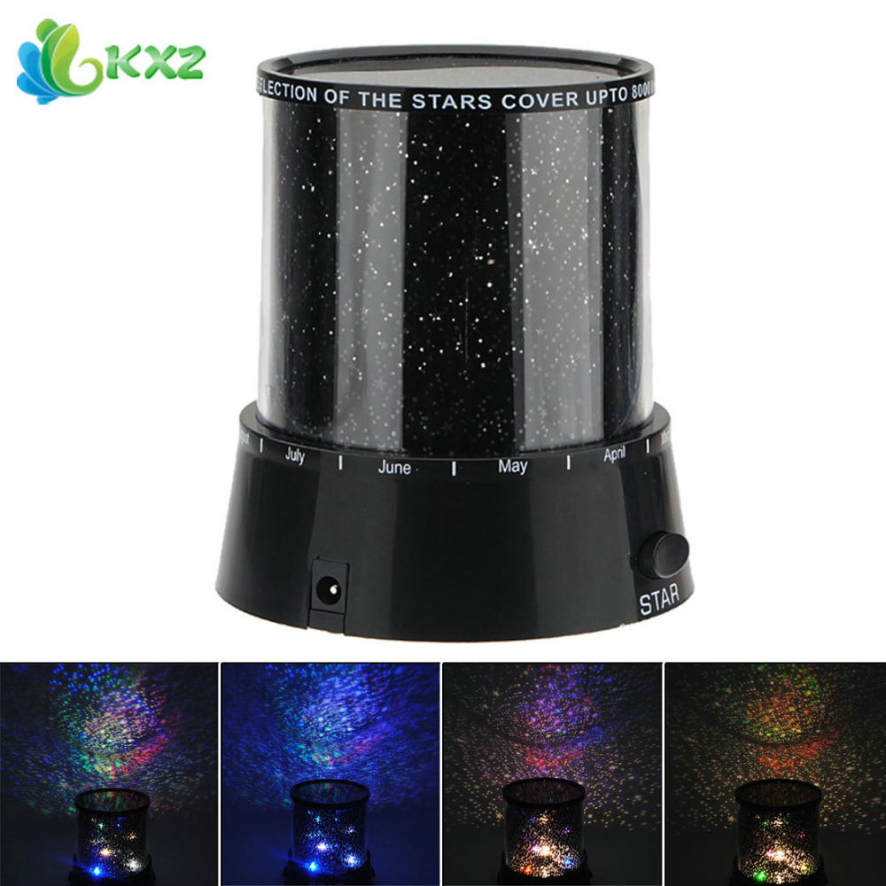 Amazing Sky Star Master LED Night Light Cosmos Laser Projector Starry Night Lamp for Kids Children Romantic Christmas Gift