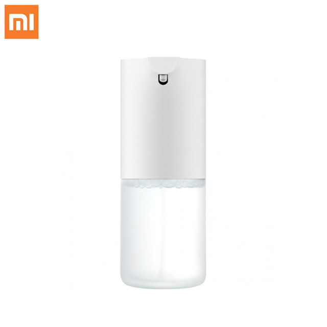 In-Stock Xiaomi Mijia Auto Induction Foaming Hand Washer Soap Dispenser Automatic Soap 0.25s Infrared Sensor For Smart Home