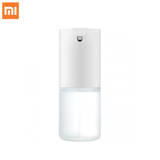 Mới Trong Cổ Xiaomi Mijia Tự Động Cảm Ứng Tạo Bọt Rửa Tay Xà phòng Xà Phòng Tự Động 0.25 Cảm Biến Hồng Ngoại nhà Thông Minh