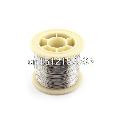 50M Long AWG24 0.5mm Nichrome Resistance Resistor Wire for Frigidaire Heater 0 8mm nichrome resistance heating wire nickel chrome 80 20 various diameter and length