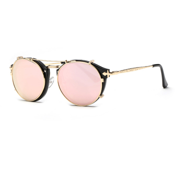e69b1a4072 Fashion Men Women Glasses Vintage Design Ladies Sunglasses Polarized Lens  Sunglasses Fashion Oval Small Ladies Lovers Sunglasses