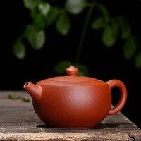 230ML Ore handmade yixing kettle kung fu teapot drinkware suit dahongpao tieguanyin puer tea