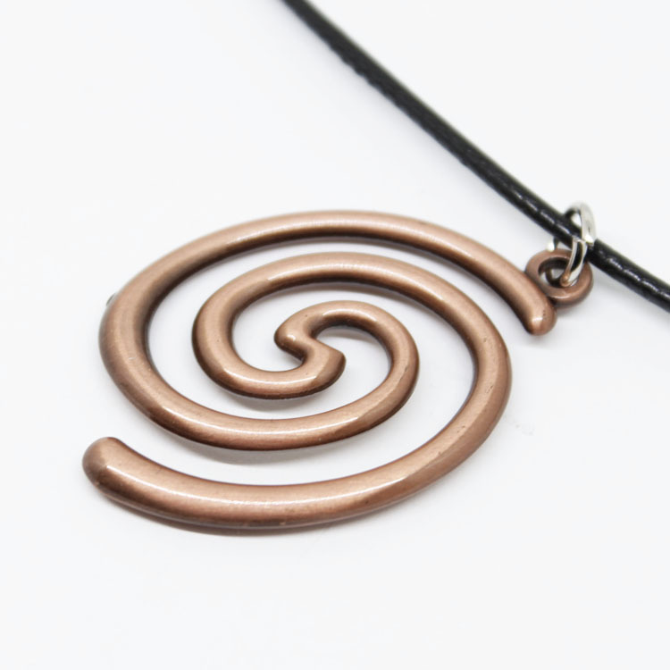 Moana Pendant Neckalce Hottest Antique Copper Plated Movie Jewelry Necklace Mental Necklace for Children Day Best Gift