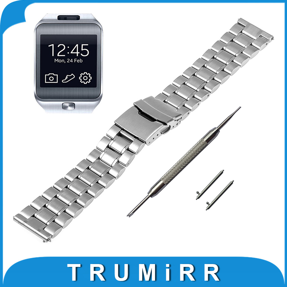 22mm Quick Release Watch Band for Samsung Gear 2 R380 Neo R381 Live R382 Moto 360
