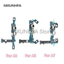 충전기 USB Dock 커넥터 삼성 갤럭시 A3 A5 A7 A8 A9 2016 A300F A500F A700F A310F A510F A710F A720f