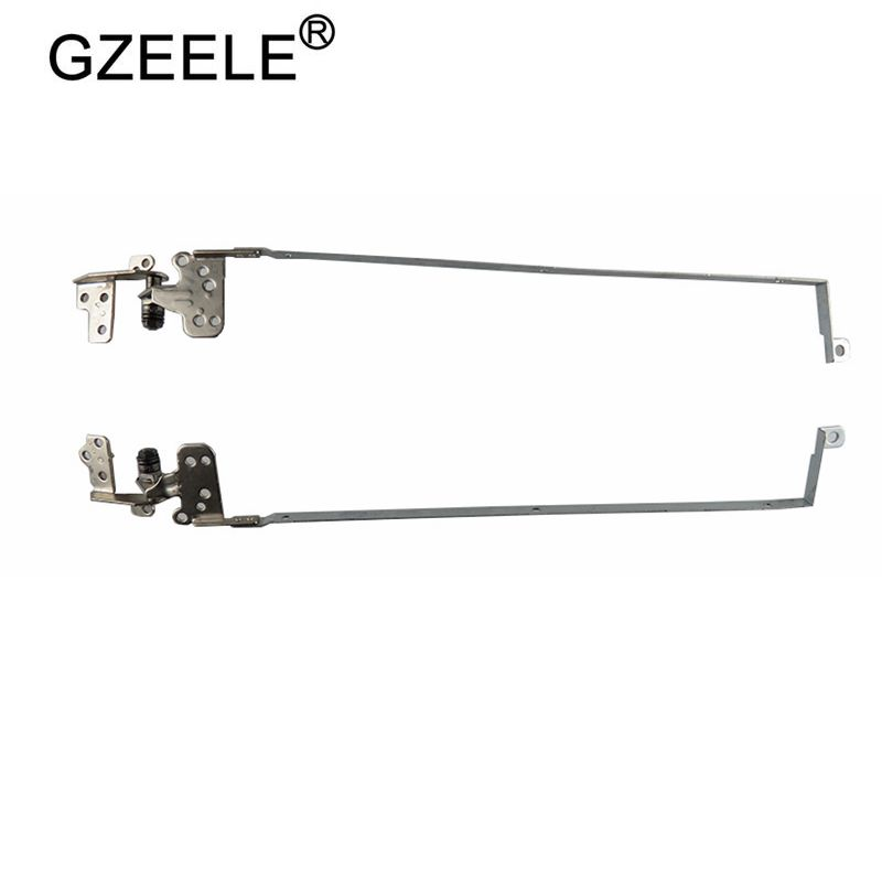 GZEELE new For ACER Aspire 4738 4738G 4250 4252 4253 4333 4733 4733Z 4552G D642 D728 D732 Notebook Left + Right LCD Screen Hinge-in LCD Hinges from Computer & Office