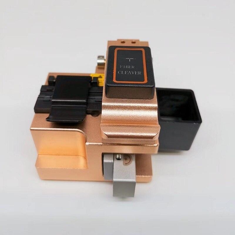 Livraison gratuite couperet de Fiber optique de haute précision FTTX FTTH couperet de Fiber optique utilisé dans l'épissure de Fusion de Fiber 48000 fois