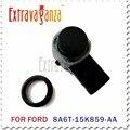 Автозапчасти Беспроводные Датчики Парковки 8A6T-15K859-AA 9G92-15K859-AB Парковка PDC Датчик для Ford Fiesta Фокус Mondeo S-Max C-макс
