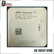 AMD Phenom II X6 1055 T 1055 2,8G 95 W Sechs Core CPU prozessor HDT55TWFK6DGR Buchse AM3