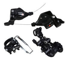 High Quality MTB Mountain Bicycle 21 24 27 Speed 7 8 9 Speed Forward Front Rear Derailleur Trigger Shifter Bike Parts цена
