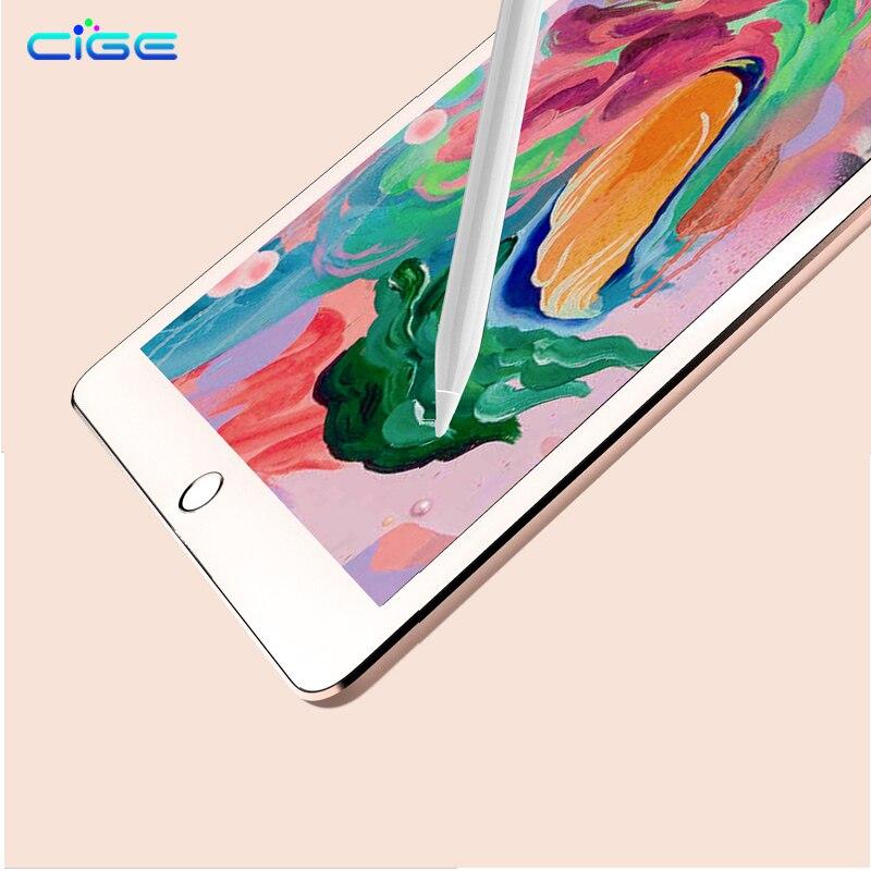 CIGE A5510 2018 10.1 pouces Octa core tablette pc Android 7 3G double SIM 1280*800 IPS 4 GB wifi Bluetooth appel téléphonique google play GPS