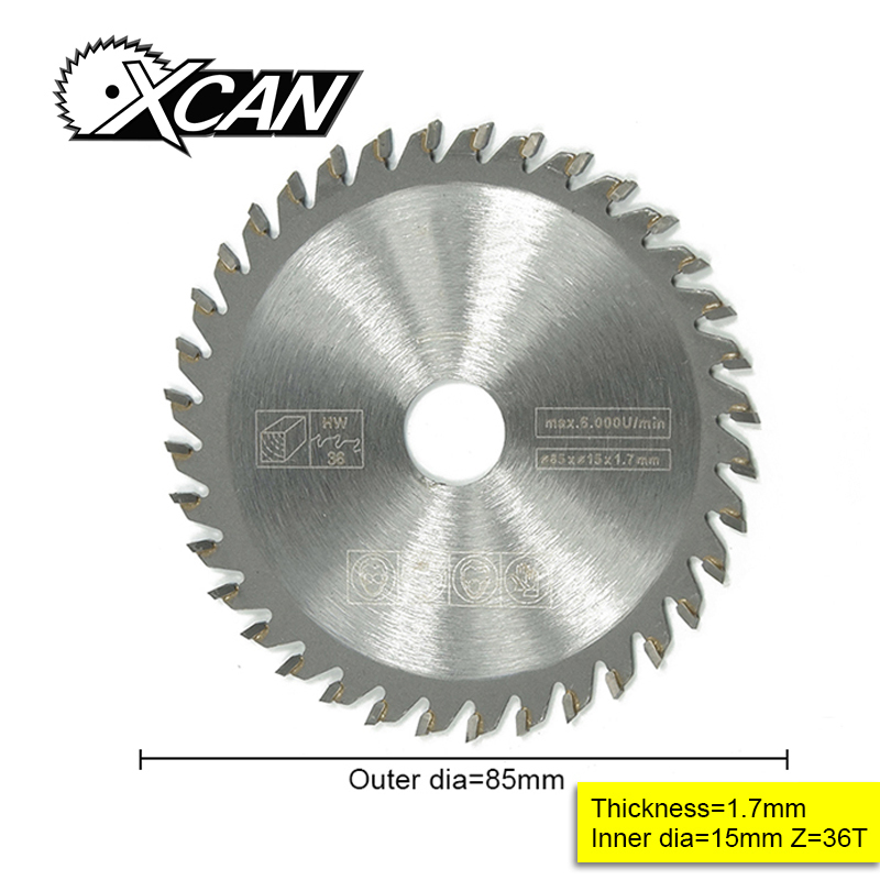 1pcs Out Diameter 85 Mm High Quality Mini Circular Saw Blade Wood Cutting Blade