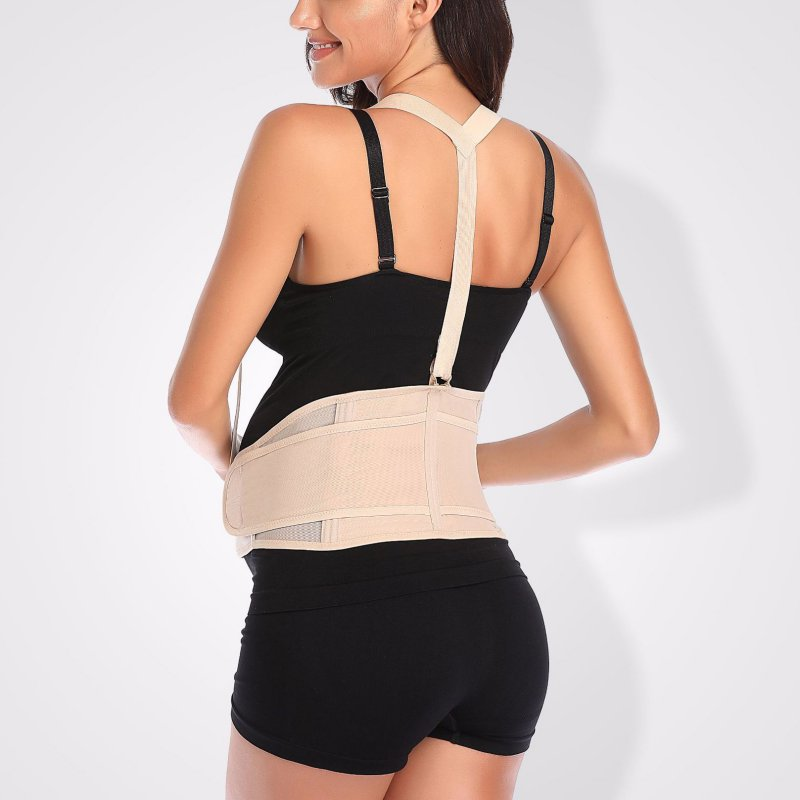 Pregnant Women Belly Support Belt Prenatal Care Athletic Belt Multi Purpose Maternity Shoulder strap Postpartum Corset in Women 39 s Belts from Apparel Accessories
