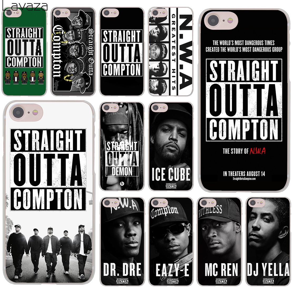 Straight Outta Dance Class (Black on transparent) iPhone 11 case