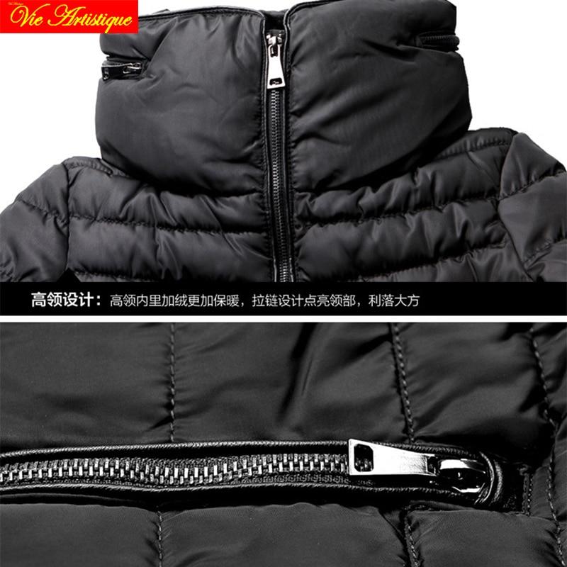 winter jacket woman parka fem me hiver womens long coats and jackets plus big size black navy hood jazzevar miegofce 2018 new