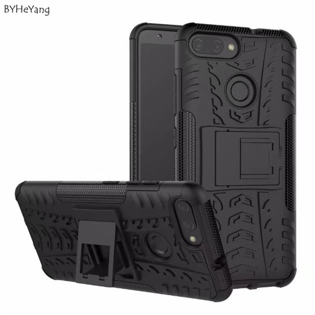 wholesale dealer 486c4 56c2f US $3.34 6% OFF BYHeYang Hard Armor Case For Asus ZenFone Max Plus M1 Case  Cover Protection Phone Case for Asus ZenFone Max Plus M1 ZB570TL case-in ...