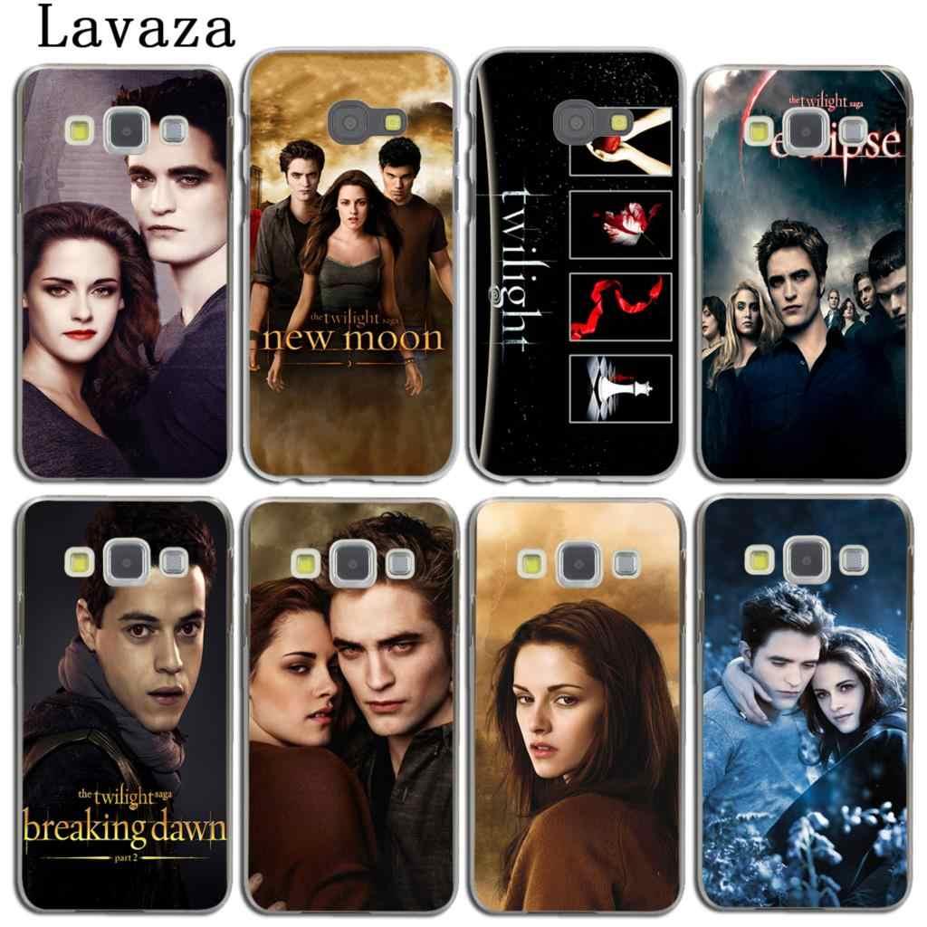 Lavaza A Saga Crepúsculo Amanhecer Parte 2 Case para Samsung Galaxy Note 10 8 9 A9 A8 A7 A6 Plus 2018 A2 A3 A5 2017 2016 2015