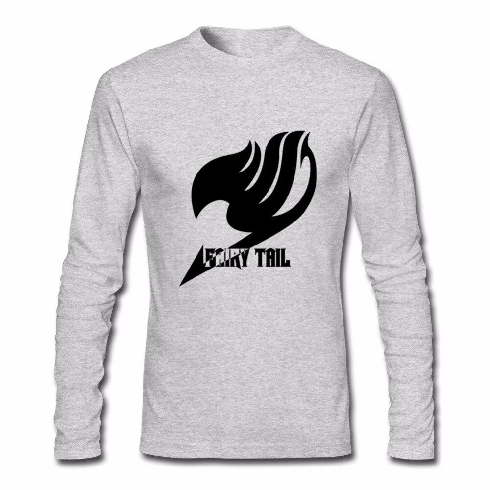Men T Shirt Swag Fairytail T Shirts Fairy Tail Mens High Quality