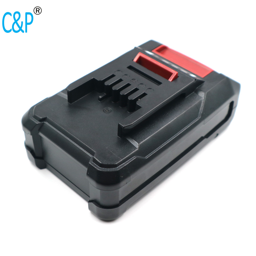 C & P Pour EINHELL 18C1 batteries 1.5Ah 2.0Ah 2.5ah Li-ion PXBP-600 PXBP-300 PXBAT52 PX-BAT52 rechargeable batterie de l'outil électrique