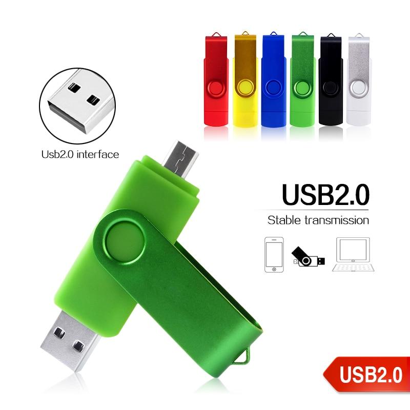 Z475 Pen Drive 2.0 OTG Memory Stick 128 Gb USB Stick 8gb High Speed Usb 32gb Flash Drive Memoria Usb 64GB Mini Easy To Carry