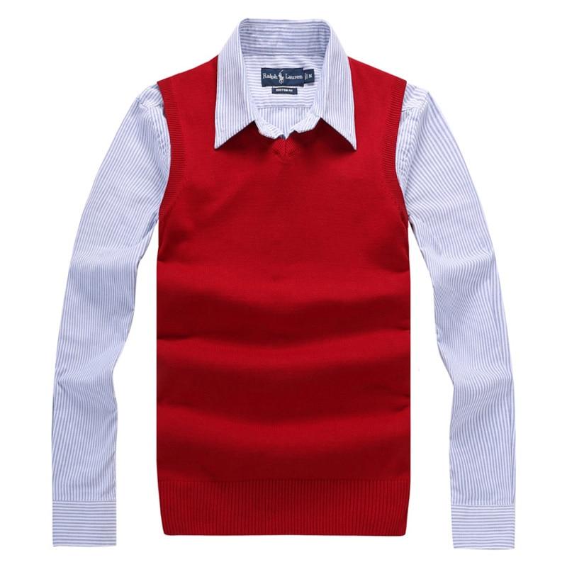 Aliexpress.com : Buy Autumn Winter Cashmere Classic Vest Sweater ...